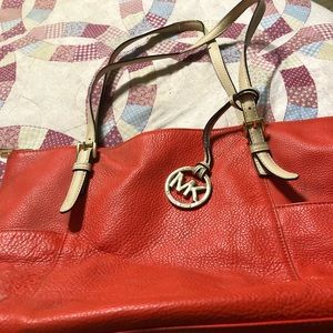 Michael Kors purse. Used, but condition.